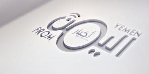 محافظ تعز يدعوا المبعوث الأممي الضغط على الحوثيين للانسحاب من تعز