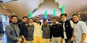 الحزام الامني بعدن يكشف حقيقة اختطافه الطلاب اليمنيين الاربعة القادمين من ماليزيا