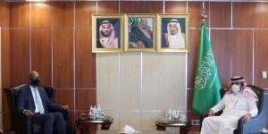 السعودية وهولندا تبحثان مستجدات الساحة اليمنية