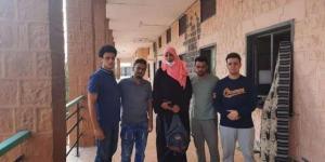 الإفراج عن الطلاب الاربعة العائدين من ماليزيا عبر مطار عدن