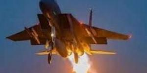 طيران التحالف العربي يحرق الميليشيا ويحول ليل جبهات مأرب الغربية إلى نهار