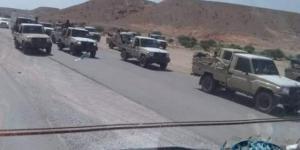 """كتائب من الجيش الوطني تنسحب من """"شقرة"""" لمواجهة الخطر الحوثي في شبوة"""