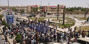 """""""الحوثيون"""" يطفئون شعلة 26 سبتمبر بمحافظة يمنية ويفرقوا المحتفين بالقوة بالتزامن مع استهداف حفلا بالمناسبة في حجة"""
