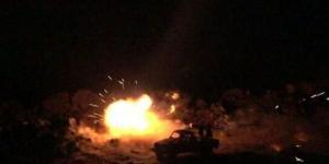 رد حوثي هستيري على معارك الجيش الوطني في تعز