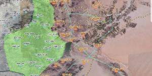 بعد سقوط حريب والعبدية.. الكشف عن المديريات الخاضعة بالكامل لسيطرة الحوثيين والمساحة الجغرافية التي تسيطر عليها الشرعية بمأرب