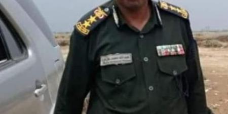 استشهاد قائد عسكري بارز في الجيش بصاروخ بالستي حوثي