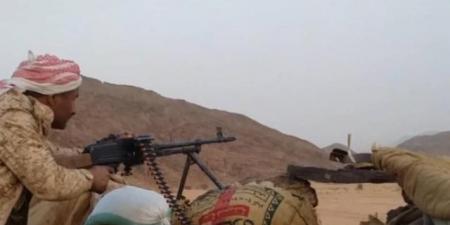 مصرع قيادي بارز في مليشيا الحوثي مع عدد من مرافقيه (الاسم)