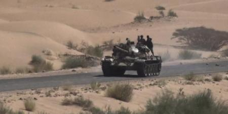 قائد عسكري: قوات الجيش ستبدد أحلام المليشيا الحوثية بالعودة إلى شبوة