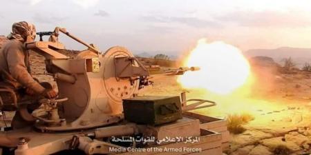 رسميًا.. الجيش يعلن نتائج المعارك التي خاضها ضد الحوثيين خلال الخمسة الأيام الماضية