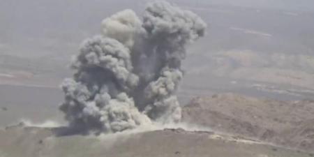إعلان عسكري للتحالف العربي بشأن المعارك في مديرية الجوبة بمارب
