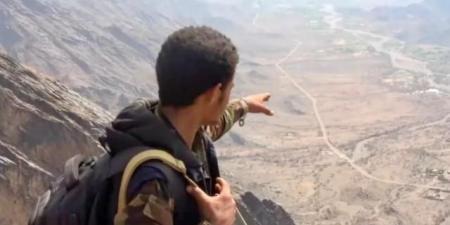 هذا ما يحدث في مديرية ''الجوبة'' بمارب بعد معارك دامية وتسلل حوثي نحو مواقع الجيش والقبائل