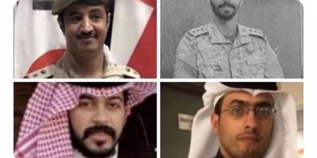 """استشهاد أربعة ضباط سعوديين في المناطق الحدودية مع اليمن """"أسماء وصور"""""""