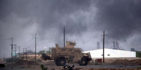 تزامنا مع معارك طاحنة في مأرب ... ضربة عسكرية قوية يتلقاها الحوثيون في مدينة يمنية أخرى