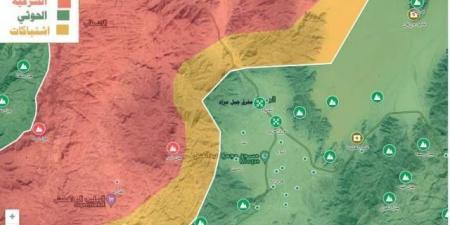 أنباء عن إتفاق قبلي يمكن الحوثي من جبل مراد دون أي معارك