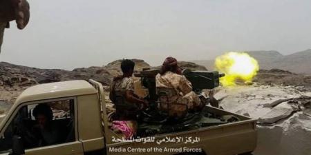 خسائر مهولة للحوثيين في مأرب.. وقائد بارز في الجيش يتوعد باجتثات مشروع المليشيات الفارسي