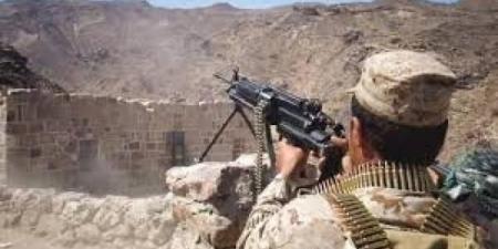 معارك عنيفة بين الجيش اليمني والحوثيين بتعز