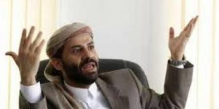 """""""البخيتي"""": حميد الأحمر متحدثا باسم الحوثيين"""