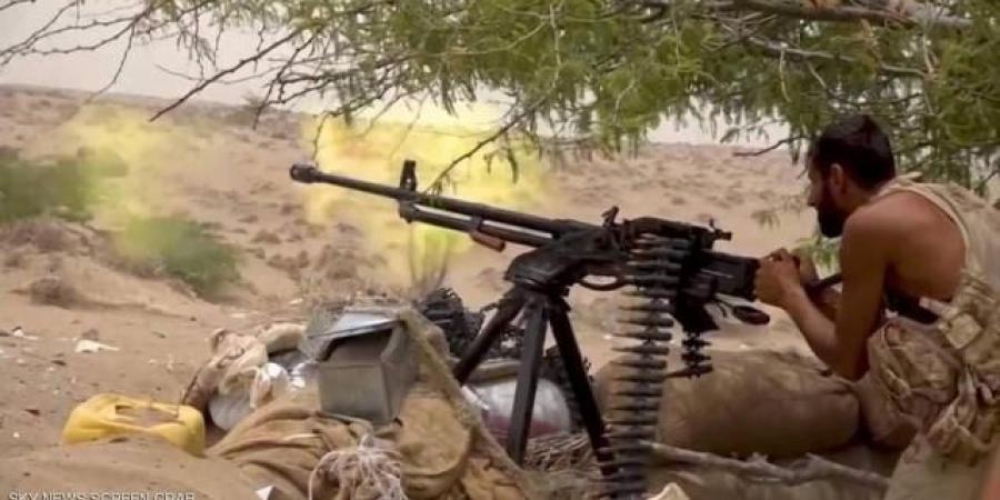 جبهة البيضاء تشتعل ... هجوم عسكري قبلي قوي في الصومعة وميليشيا الحوثي تفر من مواقعها