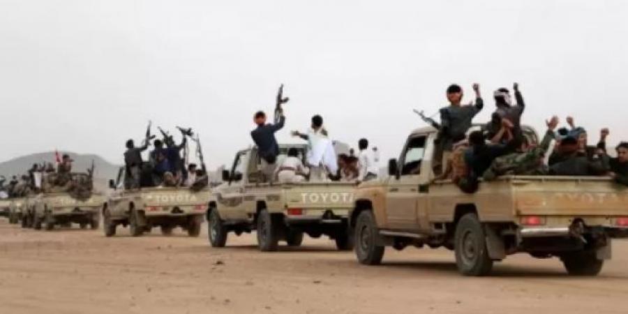 تعزيزات حوثية كبيرة باتجاه مأرب من ثلاثة اتجاهات وأعيرة الجيش الوطني تتعامل معها