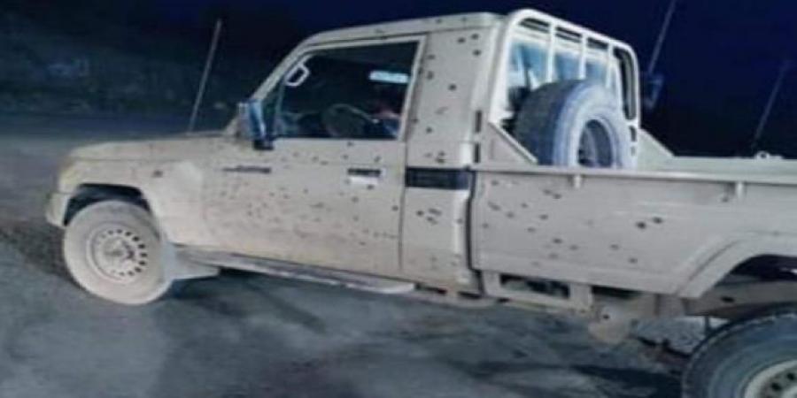 مسلحون مجهولون يشنون هجوما على نقطة للانتقالي الجنوبي في ابين