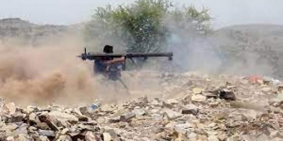 القوات المشتركة تكسر هجوما حوثيا بالضالع