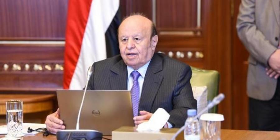 في أول تعليق .. الرئيس هادي يتحدى منفذي تفجير عدن الذي استهدف قائد مقاومة البيضاء