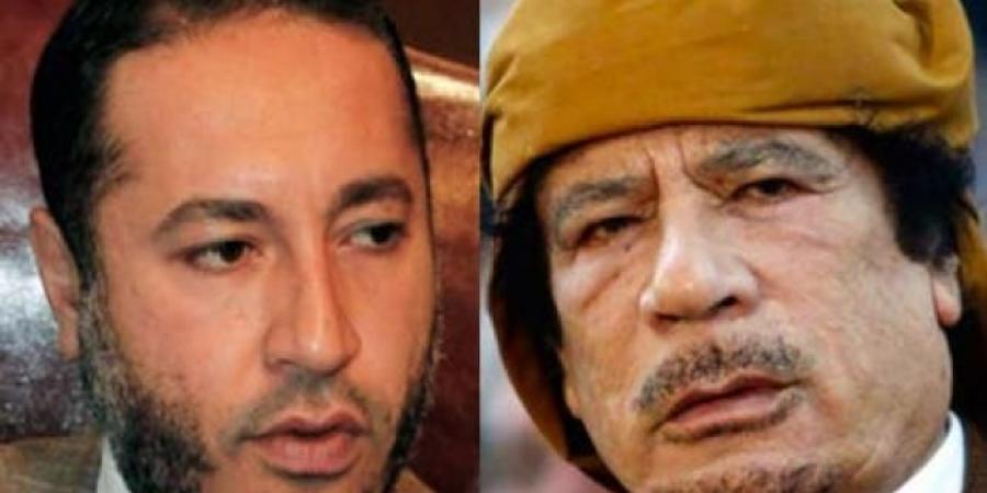 """لماذا يتم نقل """"الساعدي"""" نجل الرئيس الليبي السابق """"القذافي"""" إلى تركيا بعد الإفراج عنه..؟"""
