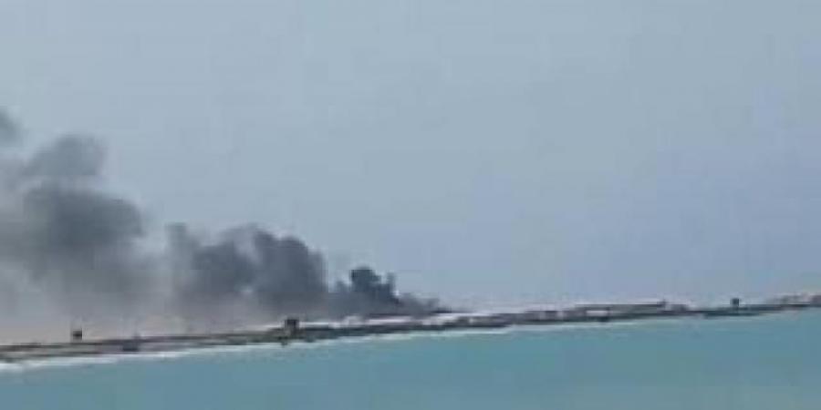 رسميا ... الحكومة الشرعية تكشف عن تفاصيل الهجوم الإرهابي الذي استهدف ميناء المخا