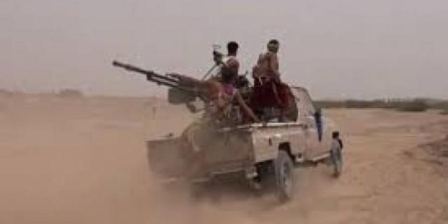 القوات المشتركة تتصدى لهجوم حوثي بالحديدة