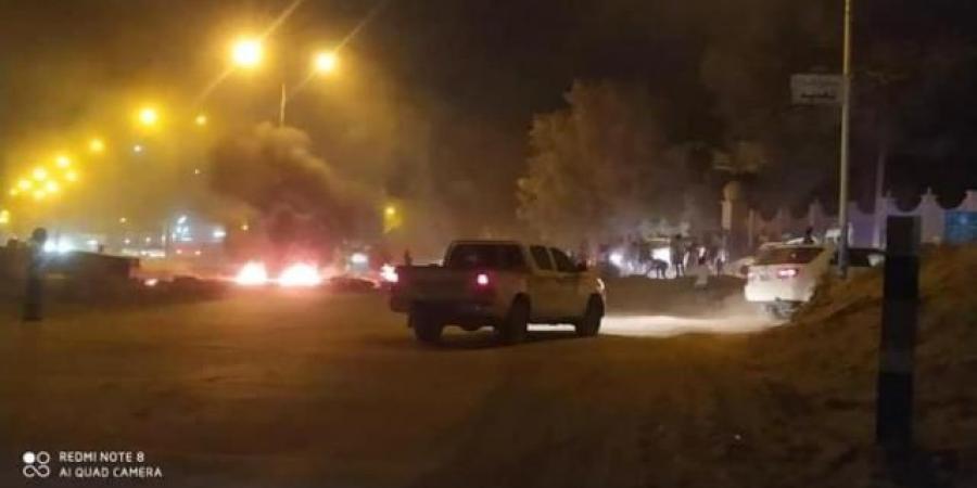 اطلاق النار على محتجين بمدينة شبام حضرموت