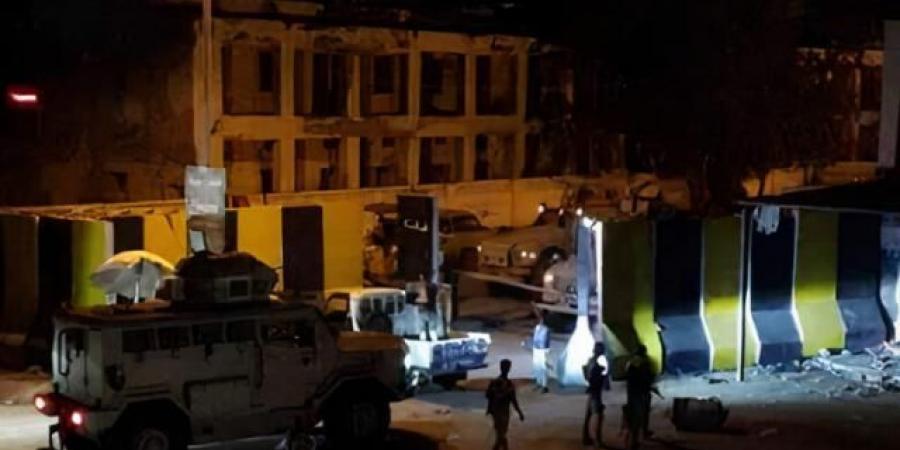 اندلاع اشتباكات مسلحة وسط العاصمة المؤقتة عدن