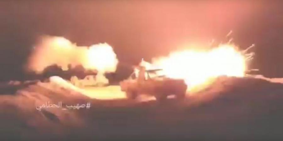 أخر التفاصيل الميدانية والعسكرية ومناطق تمركز الجيش الوطني بعد ساعات من المعارك الطاحنة في حريب مأرب