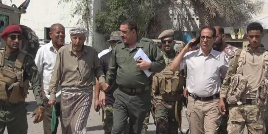 """بعد معارك دامية ... مدير أمن عدن """"الشعيبي"""" يتحدث عن المتورطين في المواجهات المسلحة بكريتر"""