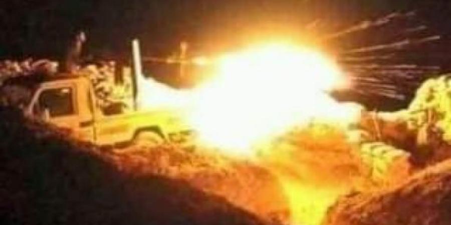 يحدث الأن ... اندلاع مواجهات عسكرية شرسة بين الحوثيين والانتقالي الجنوبي