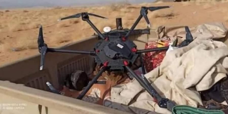 """ميليشيا الحوثي تستخدم طائرات إسرائيلية الصنع متطورة ومفخخة لاستهداف الجيش الوطني بمأرب """"صورة"""""""