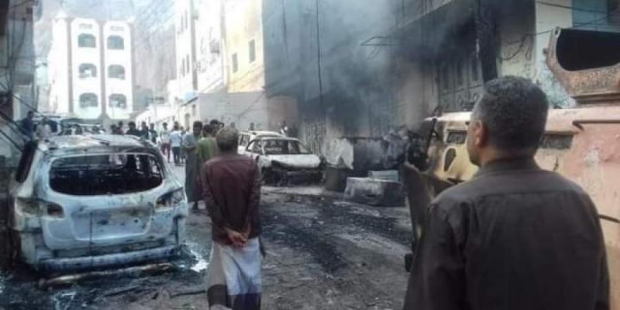 بتهمة انصار النوبي ....قوات الانتقالي تشن حملة اعتقالات عشوائية في مدينة كريتر