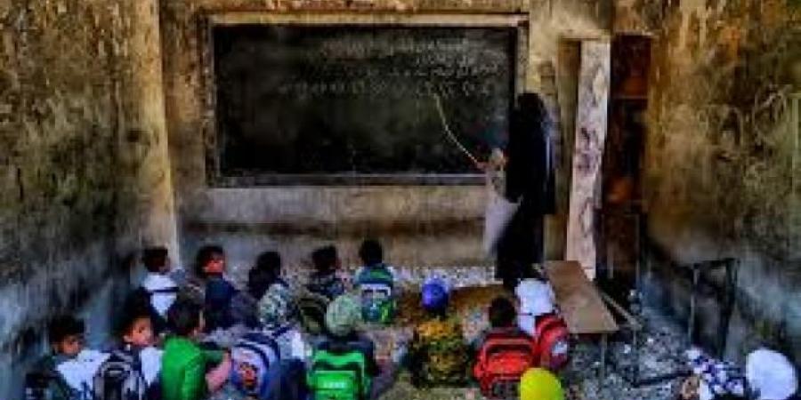 """""""الكُتن"""" تهاجم المدارس الحكومية والأهلية في تعز لتغلق أبوابها... ومكتب التربية يتجاهل المشكله"""