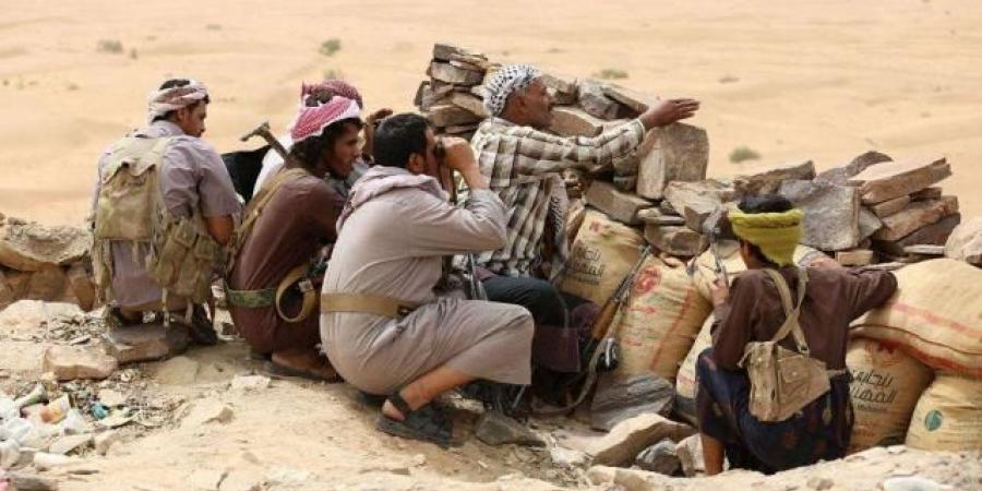 """مليشيا الحوثي تعلن """"جديد"""" المعارك في جبهات مأرب الجنوبية والغربية (بيان)"""
