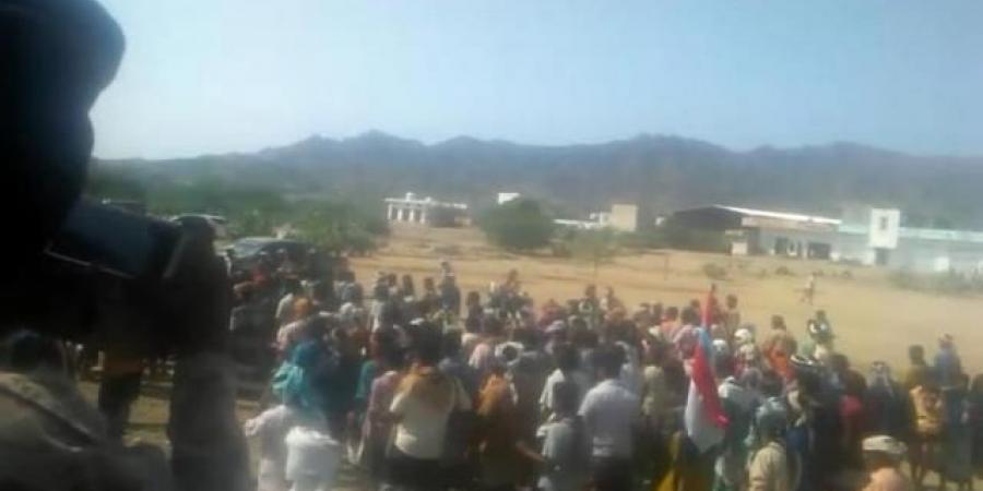 المقاومة الجنوبية بالصبيحة تعلن رفع جاهزيتها لمواجهة الحوثيين