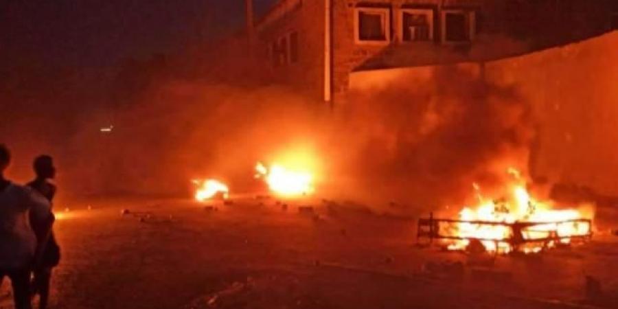 انفجار عنيف يهز العاصمة المؤقتة عدن
