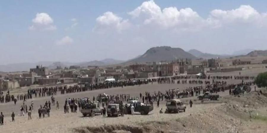 """بالوثائق .. سنحان قبيلة """"صالح"""" تخرج عن صمتها وتعلن البيان رقم (1) ضد الحوثيين"""