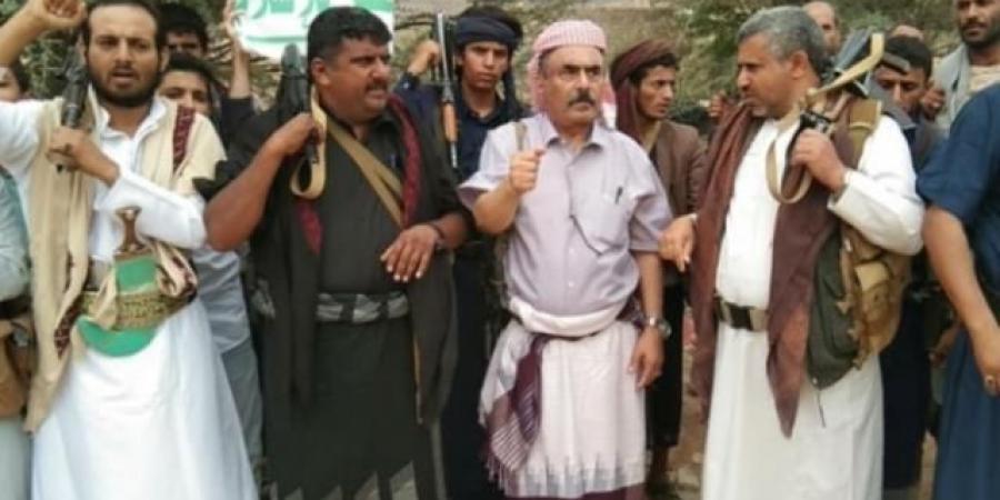 إنشقاق قيادي بارز بالجيش الوطني وانضمامه للحوثيين بشبوة