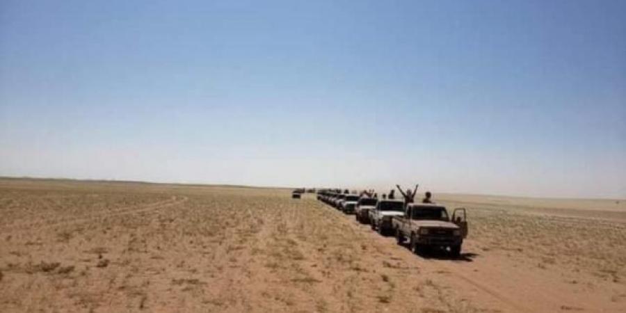 وصول دعم جديد لأبطال الجيش والمقاومة في الجبهة الجنوبية بمأرب
