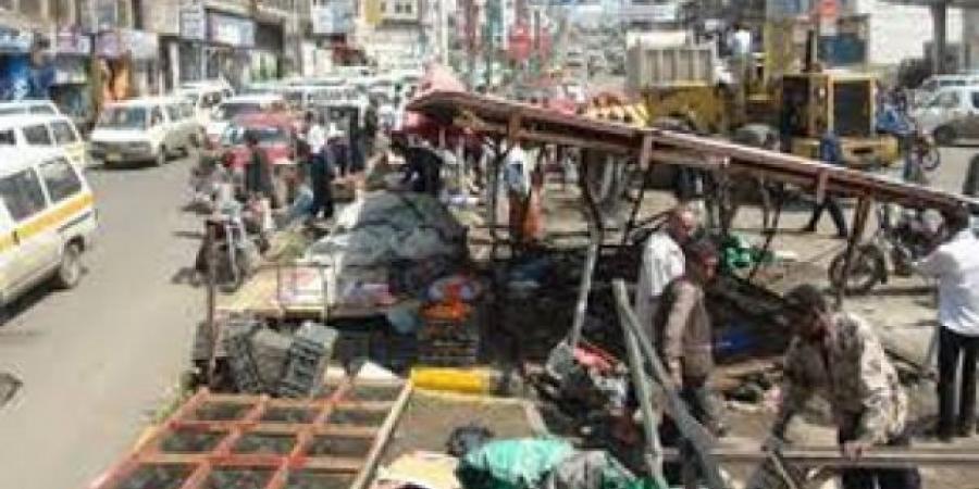 ضرب وإهانات لأصحاب المحلات التجارية والبسطات في صنعاء بسبب ''المولد النبوي''