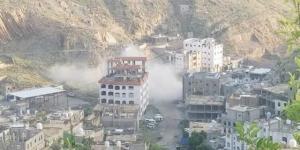 """الجيش يعلن عن عملية عسكرية ناحجة أفشلت مخططا حوثيا في تعز """"بيان رسمي"""""""