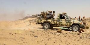 الجيش يعلن انتهاء معركة مع الحوثيين بعد مواجهات عنيفة