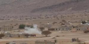 اول عمل قامت به مليشيات الحوثي بعد السيطرة الكاملة على العبدية...وصحافي يتحدث عمن خذل المدينة الصامدة