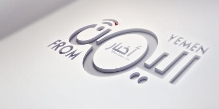 علي محسن الأحمر يحث حاشد الأحمر .. صورة