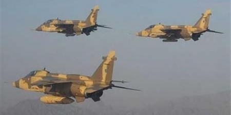 طيران التحالف يستهدف مواقع وتجمعات لمليشيا الحوثي في ثلاث محافظات