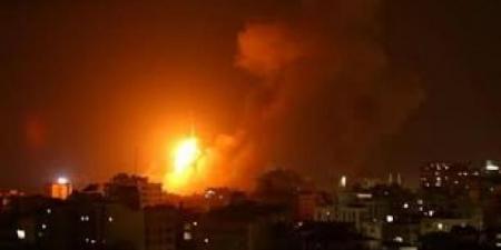 التحالف يحرق معسكرا استراتيجيا للحوثيين في الجوف